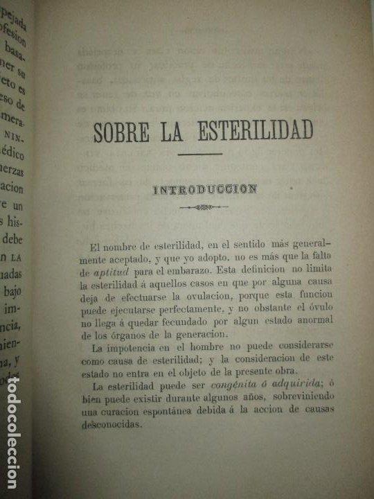 Libros antiguos: TRATAMIENTO HIGIÉNICO, MÉDICO Y QUIRÚRGICO DE LAS ENFERMEDADES DE LAS MUJERES... HALE, Edwin M. 1881 - Foto 3 - 123199714