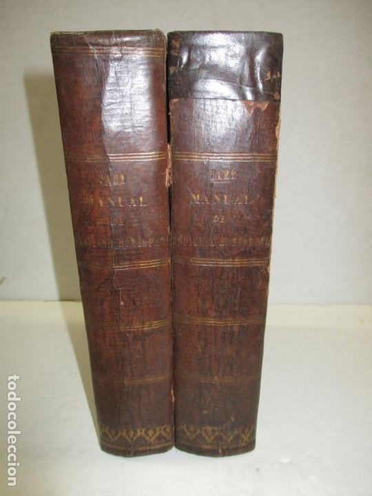 Libros antiguos: NUEVO MANUAL DE MEDICINA HOMEOPATICA. - JAHR, G. H. G. Dr. 1848. - Foto 2 - 123203106