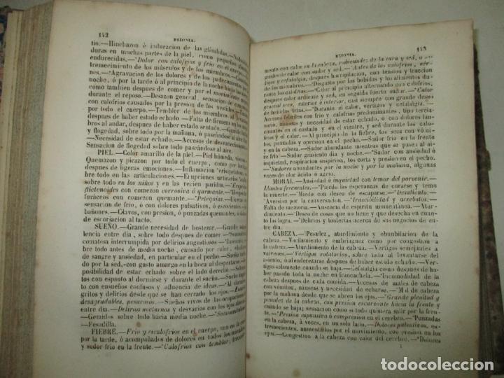 Libros antiguos: NUEVO MANUAL DE MEDICINA HOMEOPATICA. - JAHR, G. H. G. Dr. 1848. - Foto 4 - 123203106