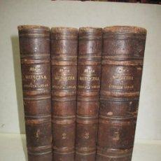 Libros antiguos: TRATADO DE MEDICINA Y CIRUGÍA LEGAL TEORICA Y PRACTICA..MATA, PEDRO. 1874.. Lote 123215966