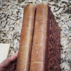Libros antiguos: TRATADO DE GINECOLOGÍA. POZZI. 2 TOMOS . COLLET Y GURGUÍ. PLANELLAS. MEDICINA. GINECÓLOGO. Lote 185709665