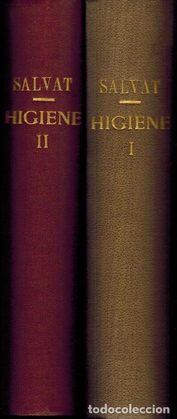 TRATADO DE HIGIENE (Libros Antiguos, Raros y Curiosos - Ciencias, Manuales y Oficios - Medicina, Farmacia y Salud)