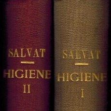 Libros antiguos: TRATADO DE HIGIENE. Lote 187302238