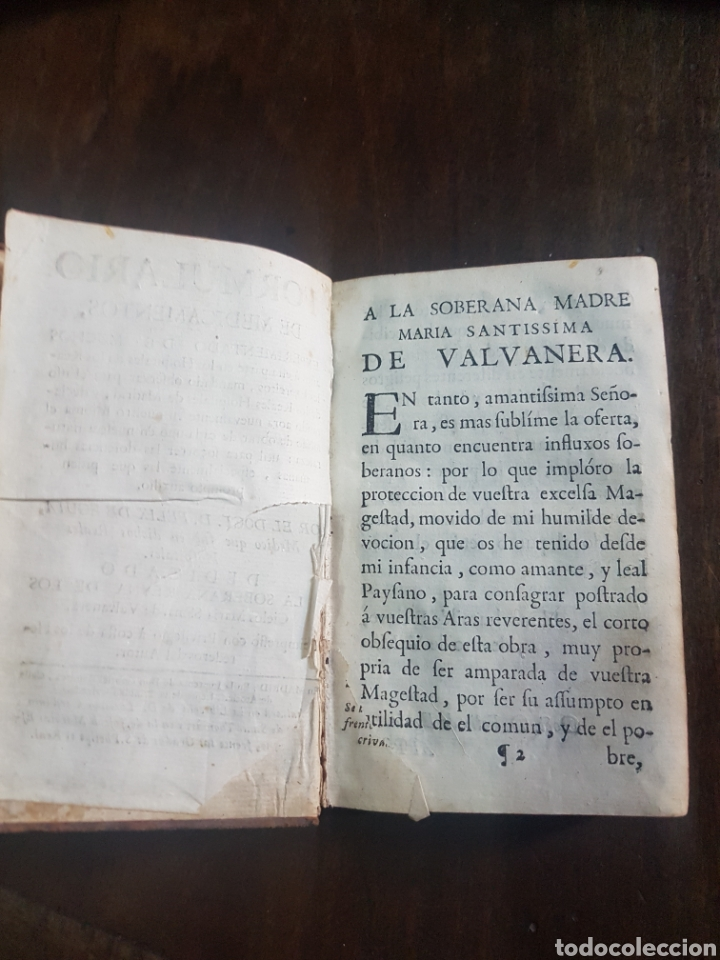 Libros antiguos: Magnífico y único ejemplar a la venta Formulario de medicamentos. Doctor D. Felix de Eguia. Año 1759 - Foto 4 - 188541398