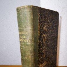 Libros antiguos: 1903 - MANUAL DEL PRACTICANTE, ARTURO CUBELLS BLASCO, TOMO 2, CIRUGÍA MENOR. Lote 189488752