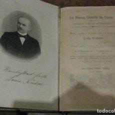 Libros antiguos: LA NUEVA CIENCIA DE CURAR LUIS KUHNE MEDICINA LEIPZIG 1894 CURACION SIN MEDICAMENTOS NI OPERACIONES. Lote 189595908