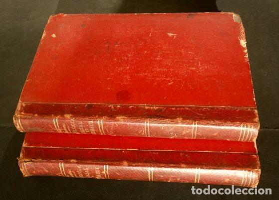 Libros antiguos: Antiguo TRATADO de VETERINARIA (AÑO 1887) PATOLOGIA ESPECIAL Y TERAPEUTICA - ISASMENDI - 2ª EDICION - Foto 15 - 190838750