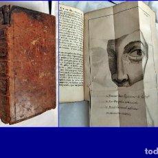 Libros antiguos: AÑO 1765: ACADEMIA REAL DE CIRUGÍA. LIBRO DE MEDICINA CON ILUSTRACIONES DESPLEGABLES. SIGLO XVIII. Lote 190874830