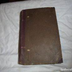 Libros antiguos: MANUAL DEL PRACTICANTE.TOMO II.CIRUGIA MENOR.EDITORIAL PUBUL BARCELONA 1940.LEER DESCRIPCION. Lote 191282318