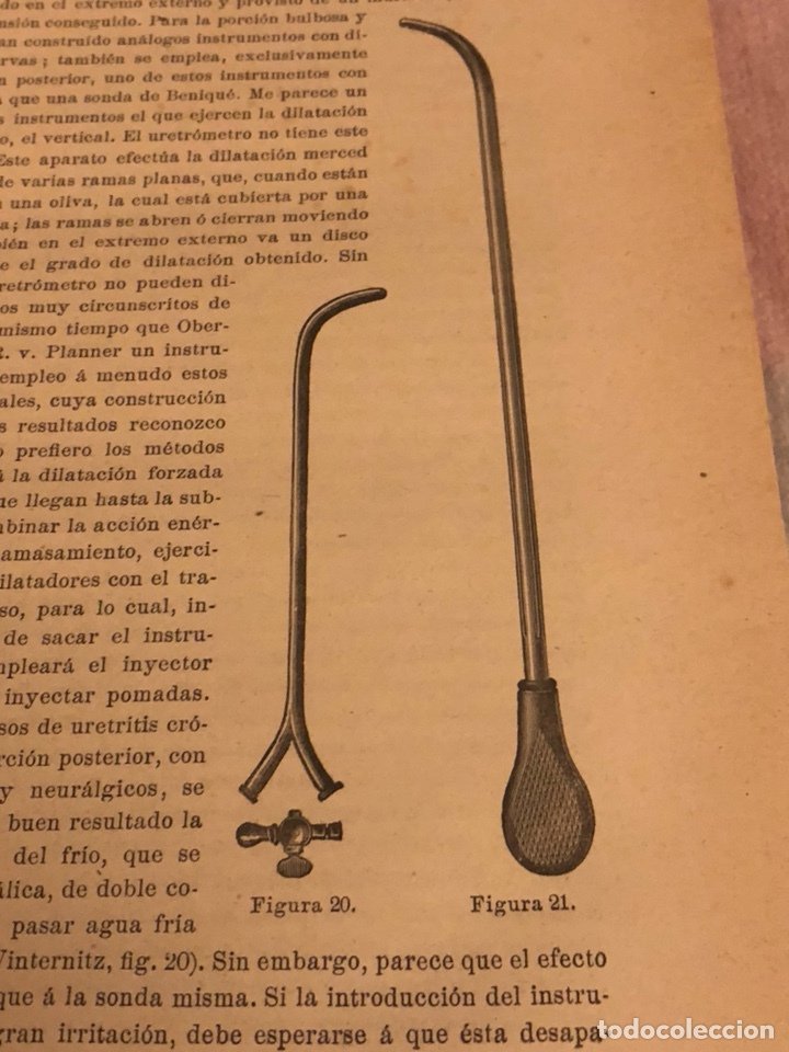 Libros antiguos: Libro tratado de terapéutica 1898 - Foto 5 - 191543000