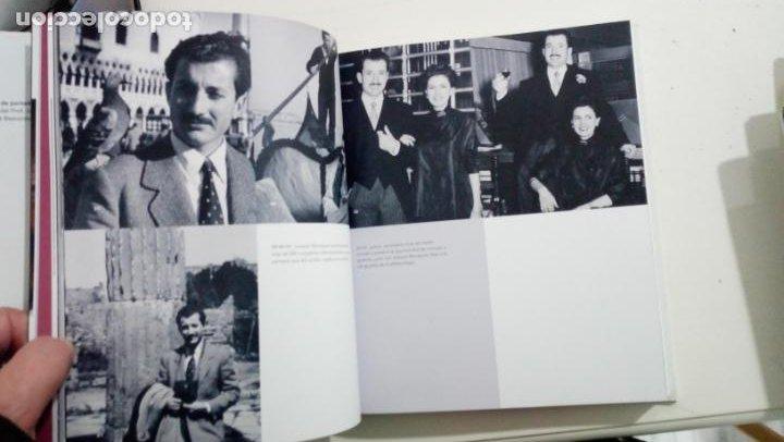 Libros antiguos: JOAQUIN BARRAQUER MIRAR A LOS OJOS 250 PAG REPLETO FOTOGRAFIAS TAPA DURA SOBRECUBIERTA AUTOGRAFIADO - Foto 2 - 192012733