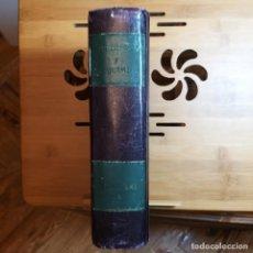 Libros antiguos: QUÍMICA Y BIOQUÍMICA 1940 2 TOMOS EN UN SOLO LIBRO. Lote 192088348