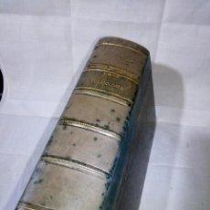 Libros antiguos: ~~~~ TOXICOLOGIE, RABUTEAU 1873, ILUSTRACIONES Y DESPLEGABLES. ~~~~. Lote 192748135
