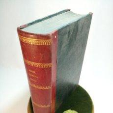 Libros antiguos: ESTUDIOS DE FILOSOFÍA MÉDICA O CRÍTICA DE TODAS SUS DOCTRINAS. D. JOSÉ ANDREY. 1856.. Lote 192788178