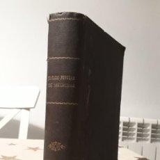 Libros antiguos: LIBRO TRATADO POPULAR DE MEDICINA 1935. Lote 194168690