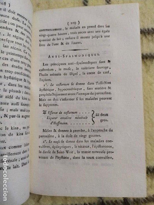 Libros antiguos: 1797. Medicina práctica de Maximilien Stoll. Obra completa. Exlibris Marqués de Santo Domingo. - Foto 8 - 194237952