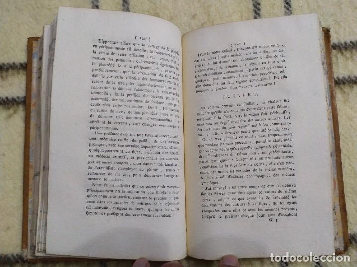 Libros antiguos: 1797. Medicina práctica de Maximilien Stoll. Obra completa. Exlibris Marqués de Santo Domingo. - Foto 10 - 194237952