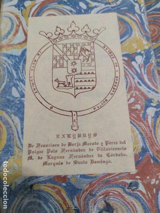 Libros antiguos: 1797. Medicina práctica de Maximilien Stoll. Obra completa. Exlibris Marqués de Santo Domingo. - Foto 11 - 194237952