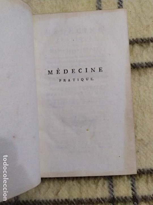 Libros antiguos: 1797. Medicina práctica de Maximilien Stoll. Obra completa. Exlibris Marqués de Santo Domingo. - Foto 12 - 194237952