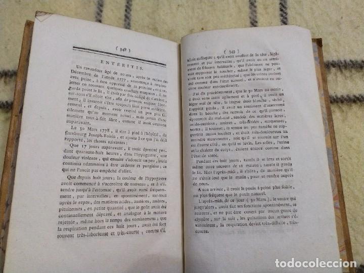 Libros antiguos: 1797. Medicina práctica de Maximilien Stoll. Obra completa. Exlibris Marqués de Santo Domingo. - Foto 25 - 194237952