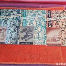 Libros antiguos: REVISTAS MÉDICA PRÁCTICA NÚMEROS 20,22,23. Lote 194265803