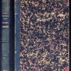 Libros antiguos: BERBIELA, BALDOMERO. PROLEGÓMENOS DE ANATOMÍA. (CON:) APUNTES DE ANATOMÍA PATOLÓGICA. (1896).. Lote 194278725