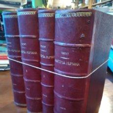 Libros antiguos: TRATADO DE ANATOMÍA HUMANA. TESTUT. 4 TOMOS. Lote 194322041