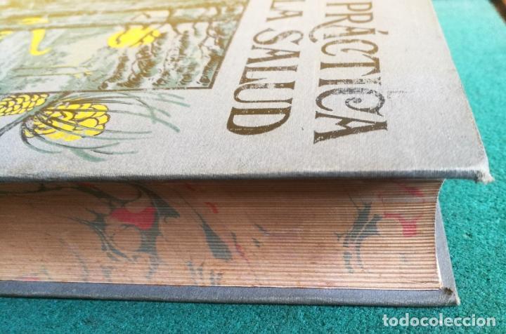 Libros antiguos: LS 32 - GUÍA PRÁCTICA DE LA SALUD - ROSSITER - TRATADO ILUSTRADO EN PERFECTO ESTADO - Foto 3 - 194352193
