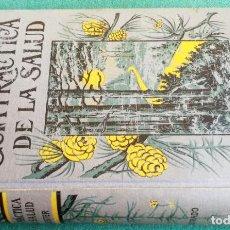 Libros antiguos: LS 32 - GUÍA PRÁCTICA DE LA SALUD - ROSSITER - TRATADO ILUSTRADO EN PERFECTO ESTADO. Lote 194352193