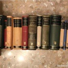 Libros antiguos: LIBROS VARIOS DE EDITORIAL SALVAT DE MEDICINA. Lote 194509700