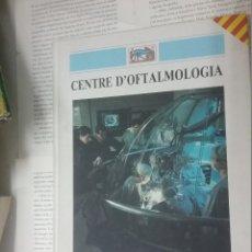 Libros antiguos: CENTRE D´OFTALMOLOGIA BARRAQUER . Lote 194523945
