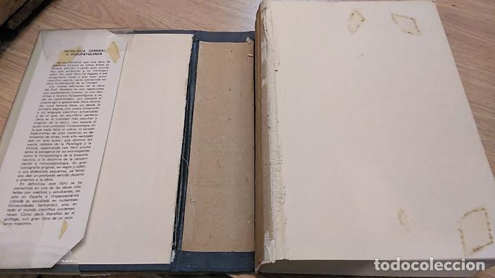 Libros antiguos: PATOLOGÍA GENERAL Y FISIOPATOLOGÍA. ENRIQUE ROMERO. 2 VOLÚMENES - Foto 4 - 194620888