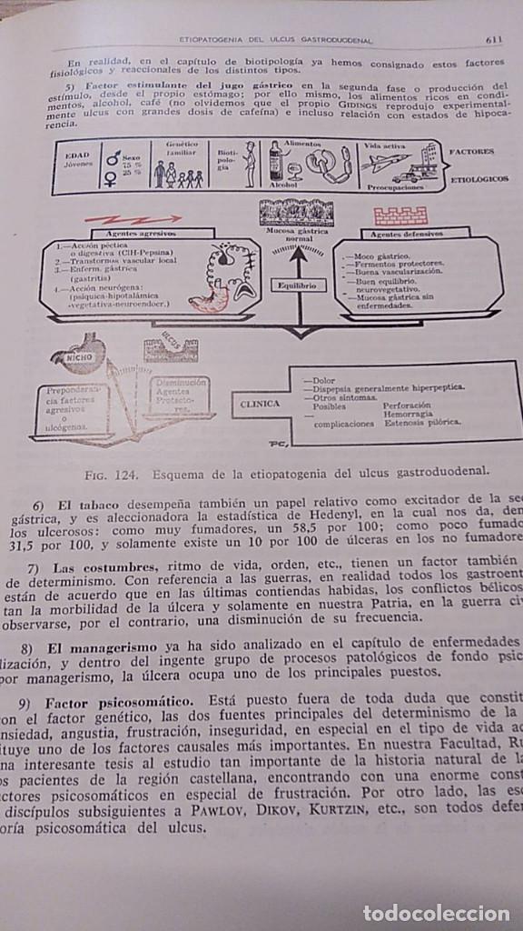 Libros antiguos: PATOLOGÍA GENERAL Y FISIOPATOLOGÍA. ENRIQUE ROMERO. 2 VOLÚMENES - Foto 6 - 194620888