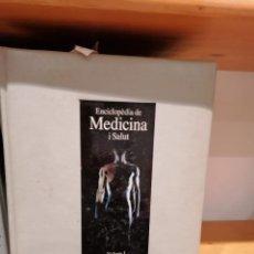 Libros antiguos: ENCICLOPÈDIA MEDICINA I SALUT. Lote 194729516