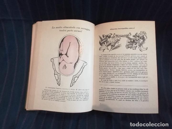 Libros antiguos: MEDICINA NATURISTA DE URGENCIA - Foto 3 - 194729798