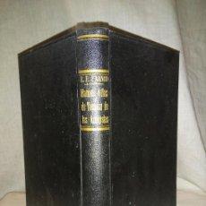 Libros antiguos: MANUAL ATLAS DE TECNICA DE LAS AUTOPSIAS - AÑO 1929 - E.FRANCO - MUY ILUSTRADO.. Lote 194757387