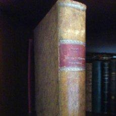 Libros antiguos: CIRUGÍA Y TÉCNICA OPERATORIAS. 1899. V. CHALOT Y CESTAN. ED. ESPASA. . Lote 194783095