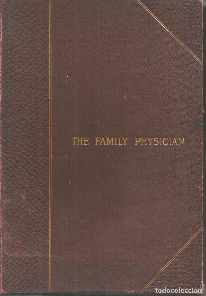 THE FAMILY PHYSICIAN: A MANUAL OF DOMESTIC MEDICINE. VV.AA. (Libros Antiguos, Raros y Curiosos - Ciencias, Manuales y Oficios - Medicina, Farmacia y Salud)