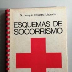 Libros antiguos: ESQUEMAS DE SOCORRISMO. Lote 194992725