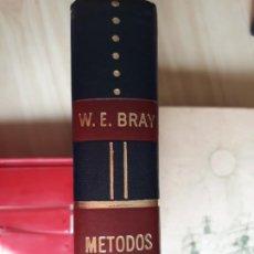 Libros antiguos: METODOS DE LABORATORIO CLÍNICO. WE. BRAY 1968.. Lote 195083355