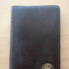 Libros antiguos: PREPARADOS ESPECIALES E. MERCK DARMSTADT 1936. Lote 195093025