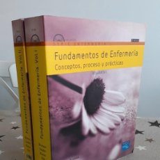 Libros antiguos: FUNDAMENTOS DE ENFERMERIA ANDREY BERMAN. Lote 195133685
