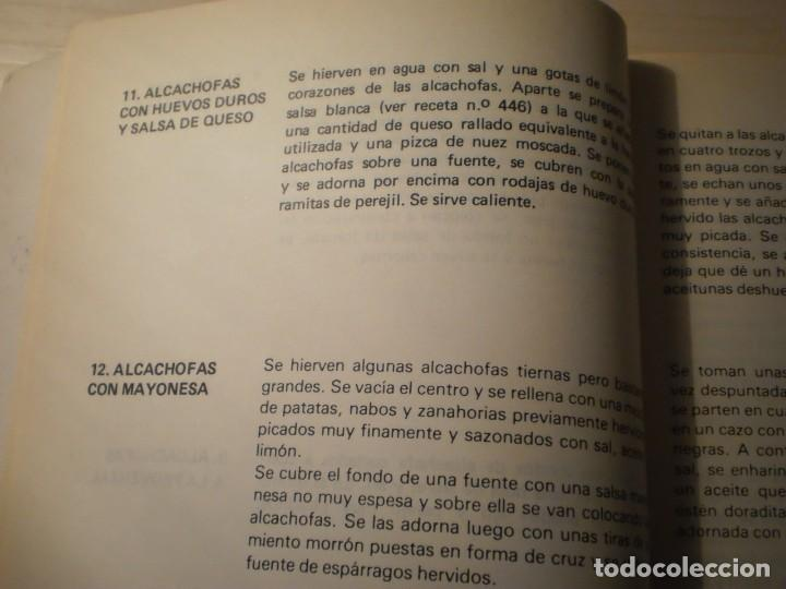 Libros antiguos: Cocina Vegetariana (504 recetas compatibles) Ana Maria Royo (1982) - Foto 2 - 195291535