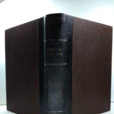 Libros antiguos: MANUAL DE ANATOMÍA PATOLÓGICA Y NOCIONES DE BACTERIOLOGÍA... RAMÓN Y CAJAL. S, 1927. Lote 195334482
