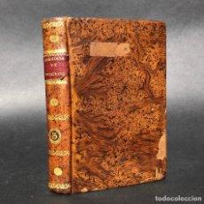 Libros antiguos: 1821 NUEVOS ELEMENTOS DE FISIOLOGIA - MEDICINA - . Lote 195387680