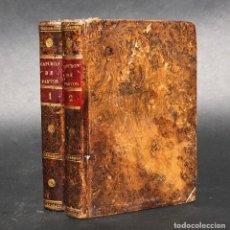 Libros antiguos: 1822 - CURSO TEÓRICO Y PRACTICO DE PARTOS - OBSTETRICIA - MEDICINA - PUERICULTURA. Lote 195451710