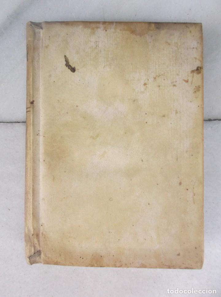 ANTIGUO LIBRO 1791 (Libros Antiguos, Raros y Curiosos - Ciencias, Manuales y Oficios - Medicina, Farmacia y Salud)