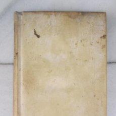 Libros antiguos: ANTIGUO LIBRO 1791. Lote 195451915