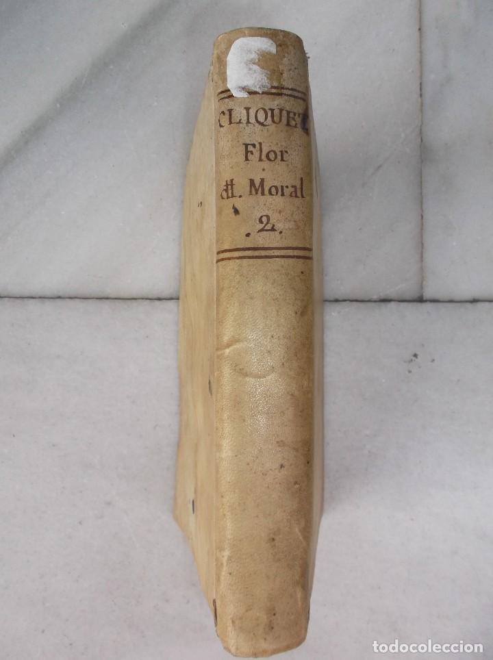 Libros antiguos: ANTIGUO LIBRO 1791 - Foto 2 - 195451915