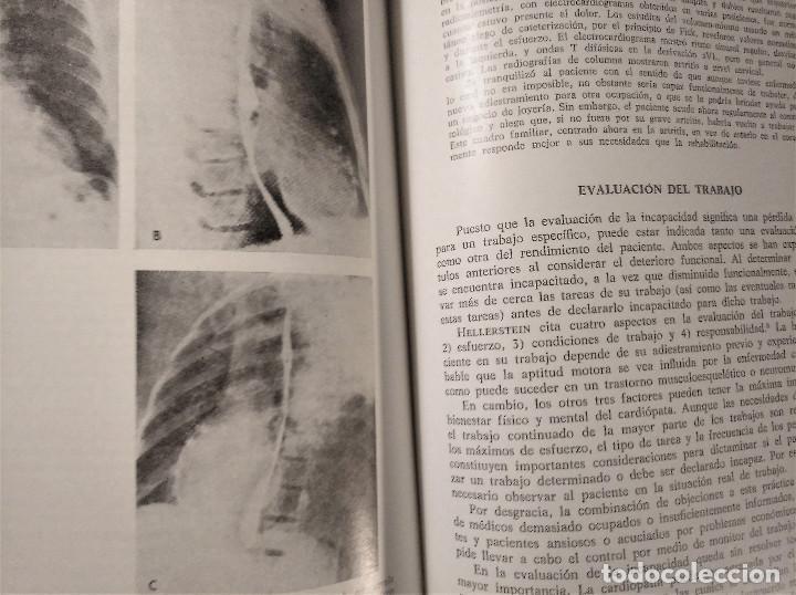 Libros antiguos: La Rehabilitación en Cardiología, Zohman -Tobis, 1ª Edición, Ediciones Toray, 1975 - Foto 9 - 195511342